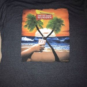 Other - In N Out Burger T Shirt